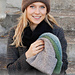 214-67 Winter Smiles Hat pattern