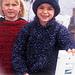 63-22 Children's sweater pattern