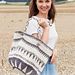 220-25 Compass Tote pattern