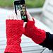 La Villa Lace Fingerless Gloves pattern