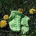 Little Lady's Lacy Socks pattern