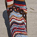 Fourth of July Socks pattern