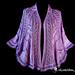 Wavy Fantasies Lace Shawl pattern