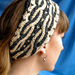 Duelling Cables Headband pattern