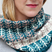 Boreal Forest Cowl pattern