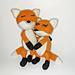 Felix and Felici Fox pattern