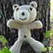 Eddy Bear pattern