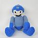 Mega Man Amigurumi Doll pattern