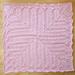 Tiffany Lace Baby Blanket pattern