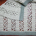 Ribbons and Lace Afghan pattern