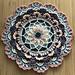 February Mandala pattern