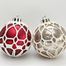 Christmas Ornament Cover #6 pattern