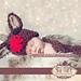Reindeer - Cuddle Critter Cape Set - NB Prop pattern