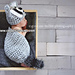 Renny Raccoon Cuddle Critter Cape Set pattern