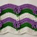 Snowdrop Stitch pattern