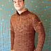 Hidden Agenda Sweater pattern