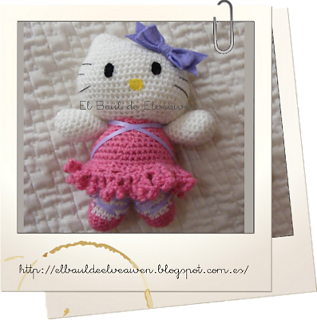 Amazon.com: Hello Kitty Crochet: Supercute Amigurumi Patterns for ... | 640x635