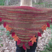 Autumn Leaves Shawl pattern