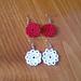 Doily Earrings pattern