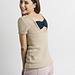 Hallie Bow-Back Top pattern