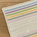 Harmony Stripes Blanket pattern