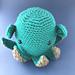 Dumbo the Deep sea Octopus pattern