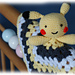 Pikachu Comforter pattern