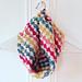 Batik Cowl pattern