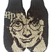 Harry Potter mittens pattern