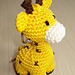 Gareth, the Giraffe pattern