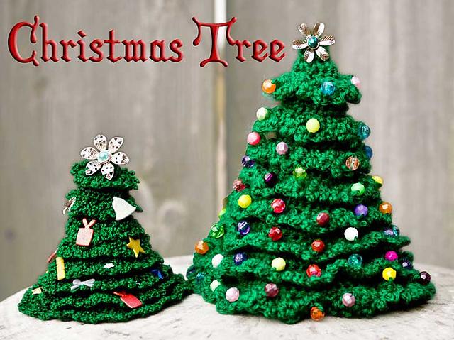 Free Crochet Christmas Tree Patterns.Ravelry Christmas Tree Pattern By Helen Free