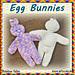 Egg Bunny pattern