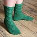 Antwerp Socks pattern