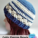 Celtic Passion Beanie pattern