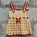 Honey Bliss Baby Sundress pattern