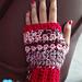 Winters Cerise Gloves pattern