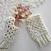 Victoria's Fingerless Gloves pattern