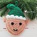 Elf Christmas Ornament pattern