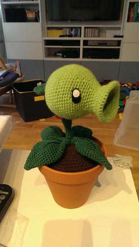 13 Spunky Crochet Cactus Patterns | 500x283