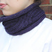 Carlota Cabled Cowl pattern
