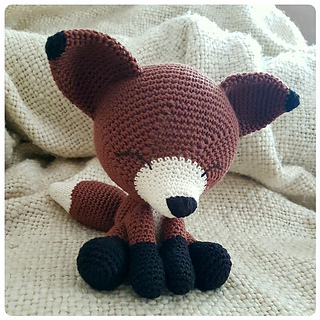 Foxes Archives - Amigurumi Today | 320x320