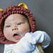 Tiny Roar Lion Bonnet pattern