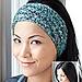 Alcazar Spiral Headband pattern