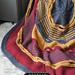 Carnival Carousel Baby Blanket pattern