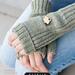 Fingerless Pocket Mitts pattern