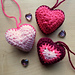 Hanging Hearts pattern