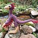 Troodon Dinosaur pattern