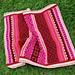 Orlit Baby Blanket pattern