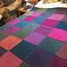 Mighty Miters Blanket pattern