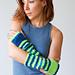 Slouchable Arm Warmers pattern